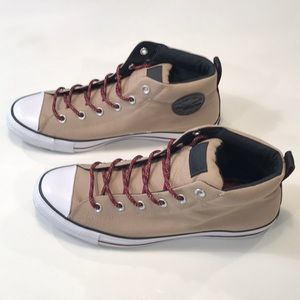 Converse Chuck Taylor All Star Mid Tops - Size 12